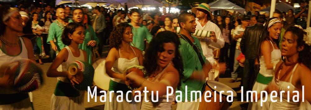Grupo Maracatu Palmeira Imperial